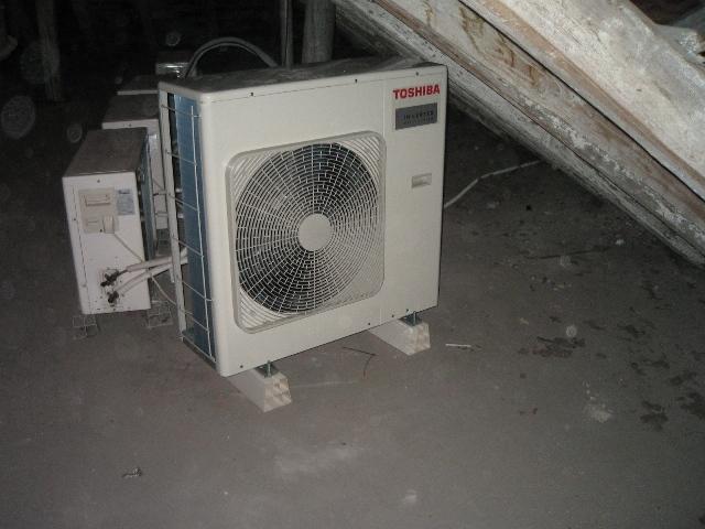 Klima Toshiba multisplit 5+1 poliklinika6