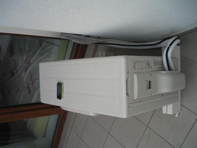 Klimatizace Toshiba ordinace+byt14