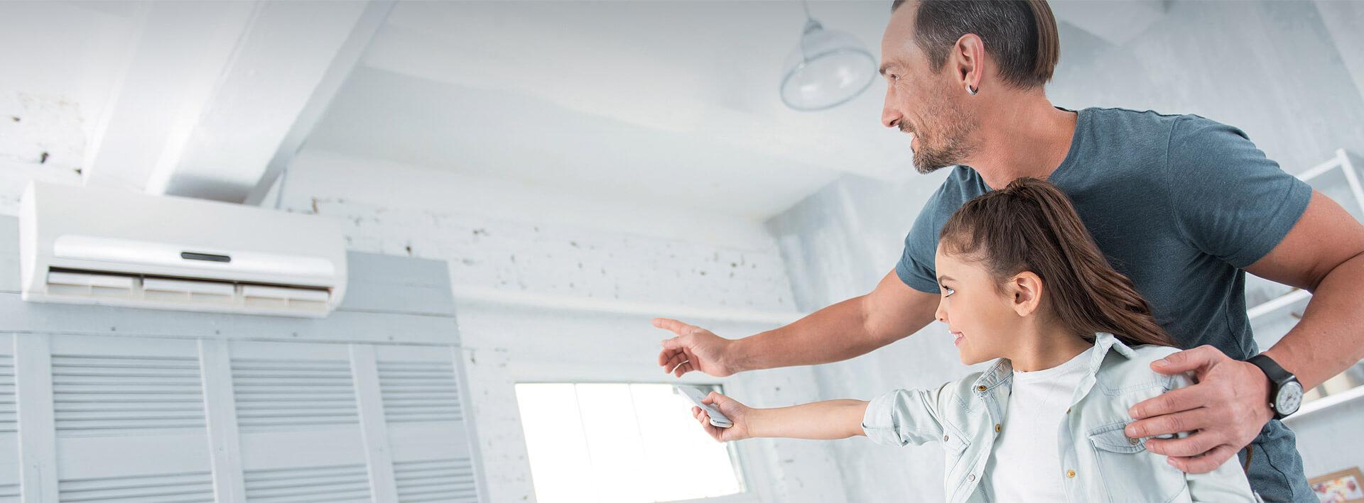 Klimatizace a tepelná čerpadla